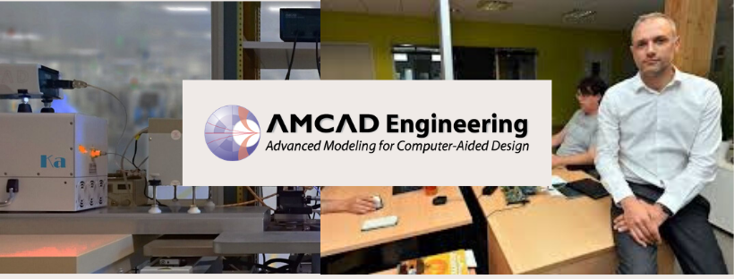 AMCAD Engineering choisi Stéphane Roecker
