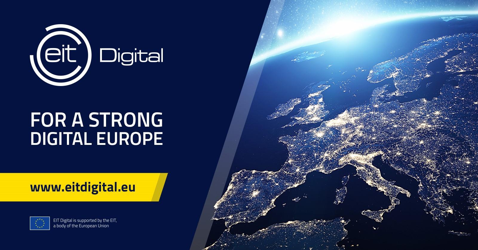 Stéphane Roecker attends the EIT Digital 2021 event