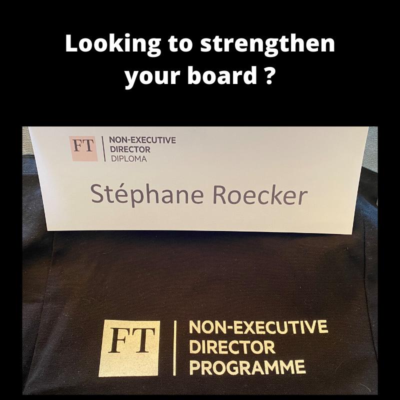 Looking to strenghten your board ?