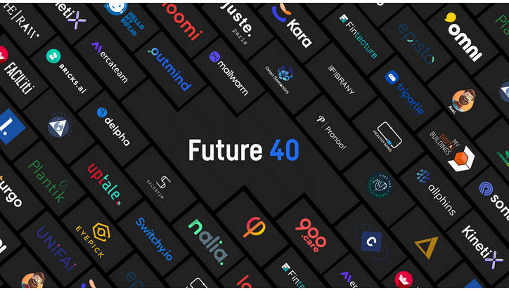 STATION F unveils Future 40...I'm in!