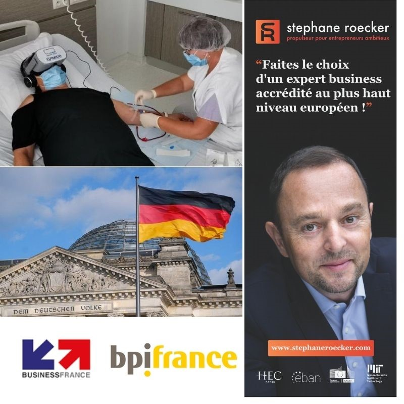 HEALTHY MIND choisi par Business France pour attaquer le marché allemand