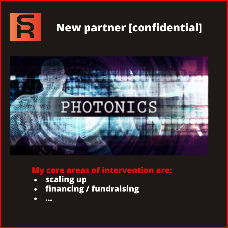 Client relationships based on trust, reliability and consistency - Photonics & Machine vision
