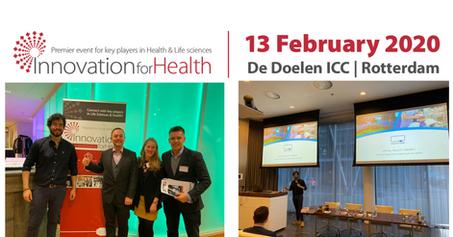 innovation for health rotterdam 2020