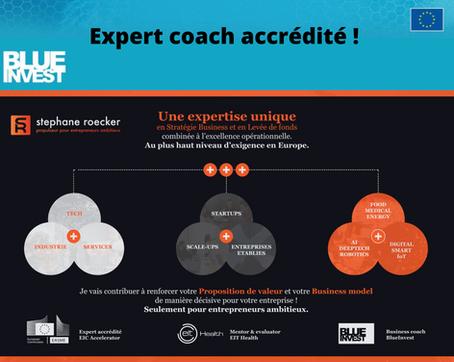 expert coach accrédité